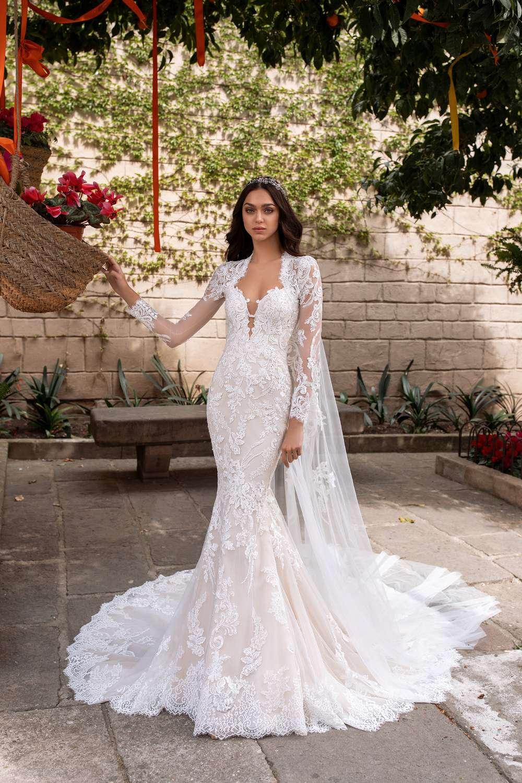 Vestiti Da Sposa Pronovias.Pronovias Abiti Da Sposa 2019 Vestiti Da Sposa Pronovias