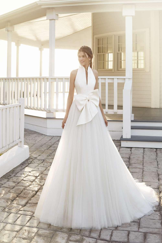 Abiti Da Sposa Rosa Clara.Rosa Clara Abiti Da Sposa 2019 Vestiti Da Sposa Rosa Clara